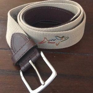 Greg Norman belt